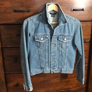 Denim Jacket, by Boston Proper